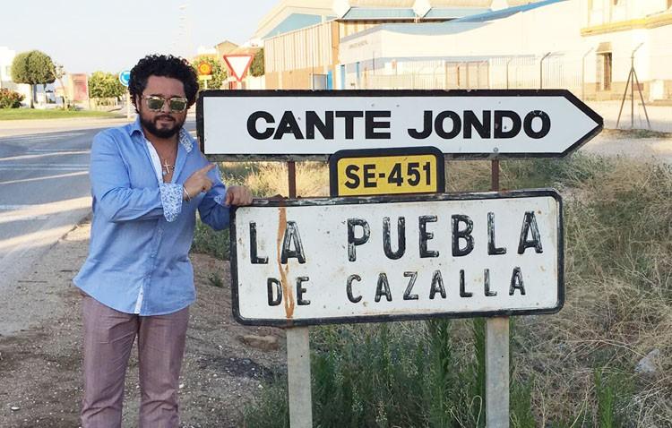 Rafael de Utrera triunfa en la Reunión de Cante Jondo de La Puebla de Cazalla