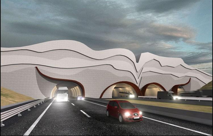 La SE-40 salvará el río Guadalquivir con cuatro túneles de ocho carriles