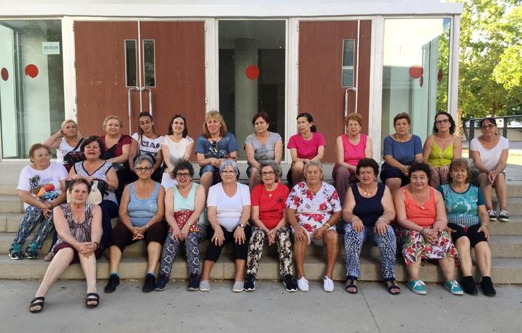 Comienzan a funcionar los talleres de verano para pensionistas