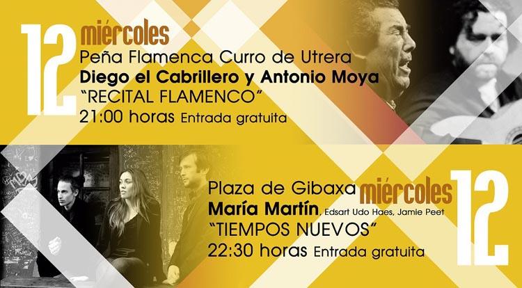 Doble convocatoria con flamenco y música clásica en «Utrera Suena»