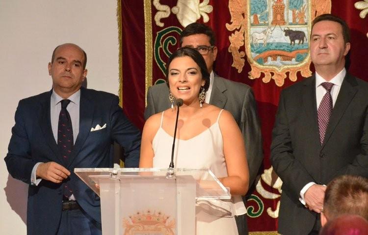 Exaltación de la feria de Utrera con Ana González