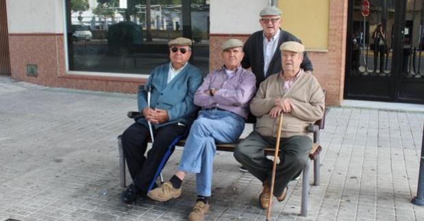 El parlamento de los jubilados que no pueden ir al Pleno