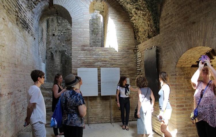 La Diputación atiende a 700 profesionales y periodistas en los viajes turísticos a la provincia