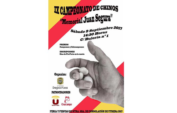 Campeonato De Chinos En La Caseta Casa Segura Utrera Digital