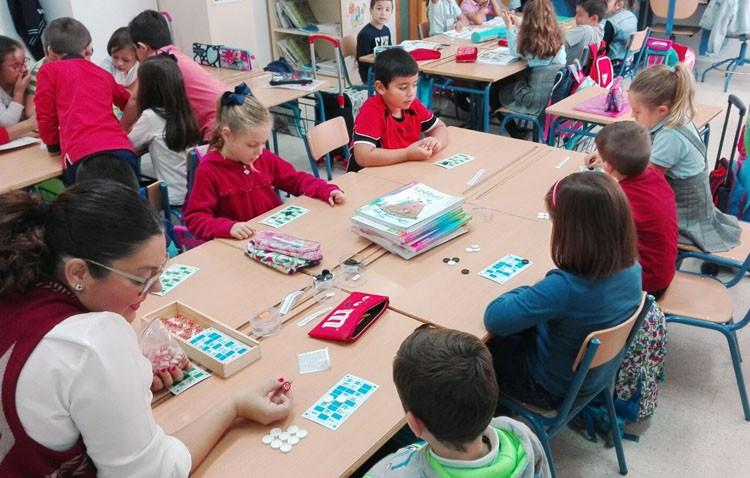 El colegio Coca de la Piñera renueva su campaña de captación de voluntarios