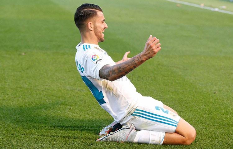 Ceballos consigue la titularidad y salva con un doblete al Real Madrid