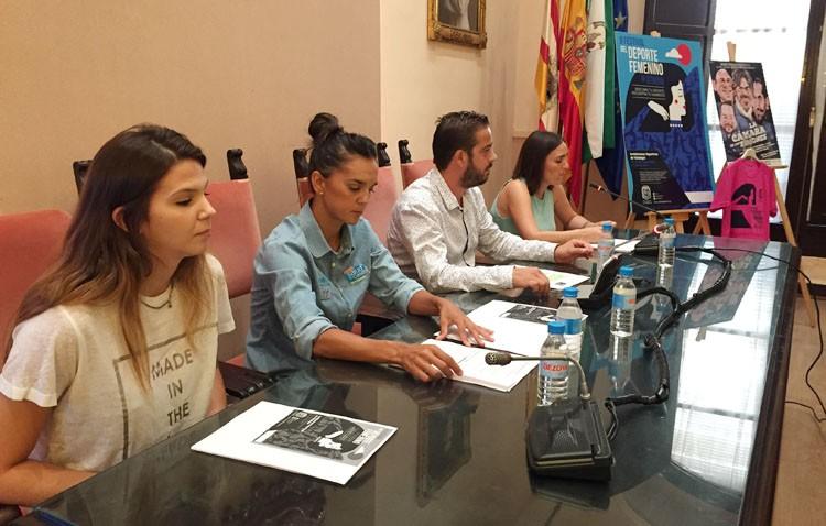 La nadadora Gemma Mengual amadrinará la segunda edición del Festival del Deporte Femenino