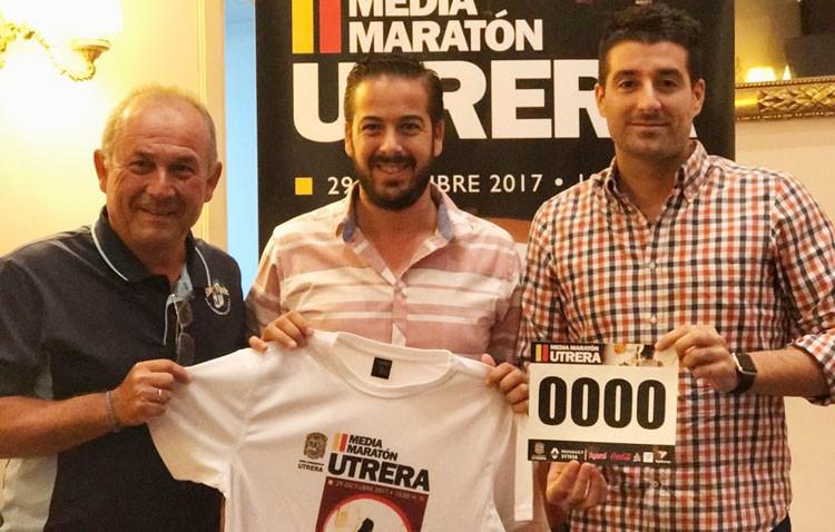 La media maratón de Utrera ya cuenta con más de 200 inscritos
