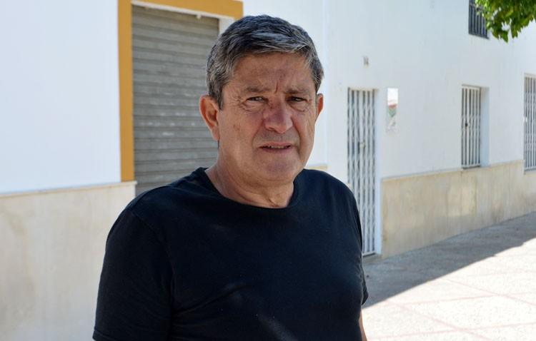 El presidente de los caseteros, Paco Herrera: «nuestro objetivo es mejorar la feria»
