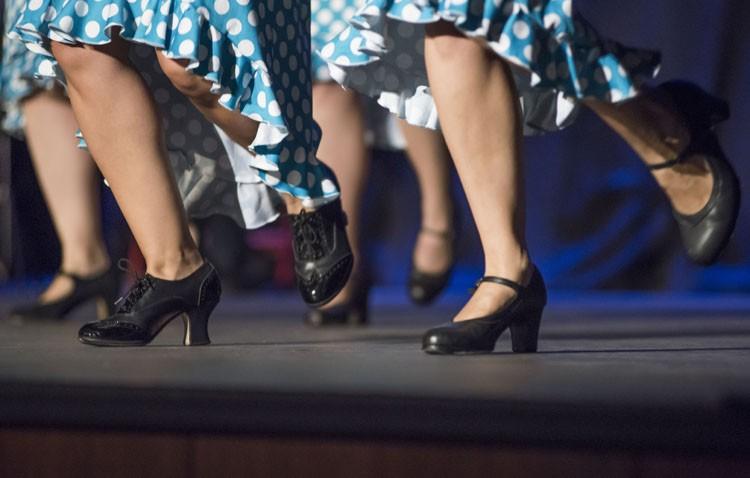 Flashmob y concurso de baile por bulerías en la feria