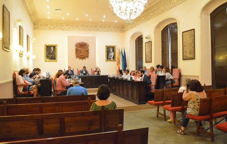 El PP propone crear un apartado en la web municipal con las mociones presentadas al pleno por los partidos políticos