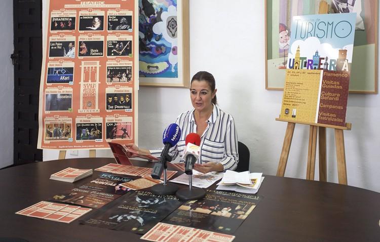 El flamenco protagonizará la programación del teatro en octubre