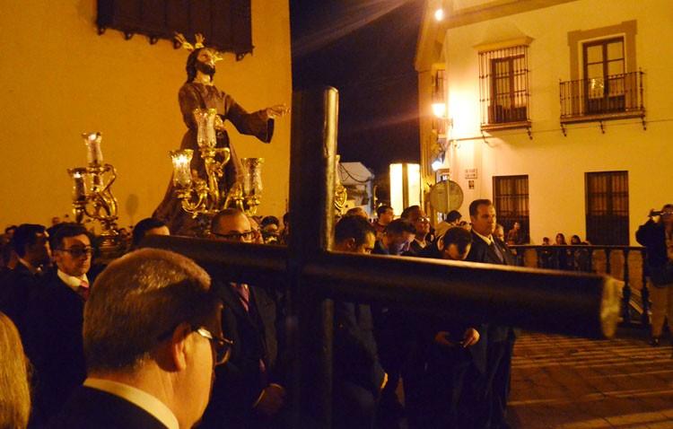 El nuevo Consejo de Hermandades propone cambiar la fecha del vía crucis de Cuaresma