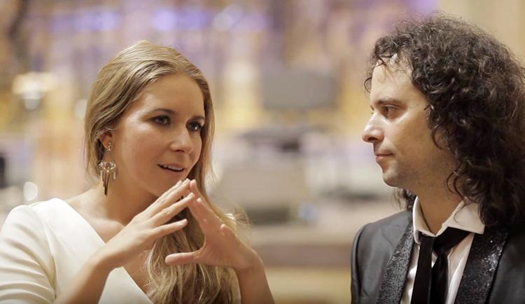 Fusión de flamenco y música antigua en el teatro con Rocío Márquez y Fahmi Alqhai