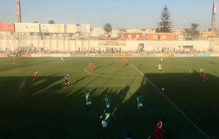 ATLÉTICO SANLUQUEÑO 0-0 C.D. UTRERA: Punto positivo ante el Atlético Sanluqueño