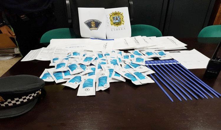 La Policía Local realizará medio centenar de controles de drogas a conductores