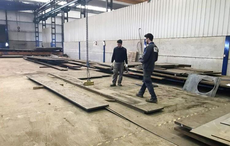 Una empresa de construcción de viviendas «low cost» en Utrera