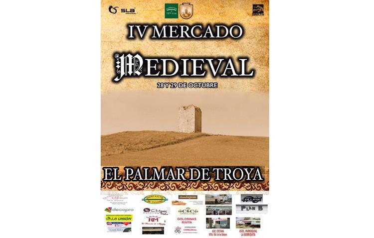 Mercado medieval en El Palmar de Troya