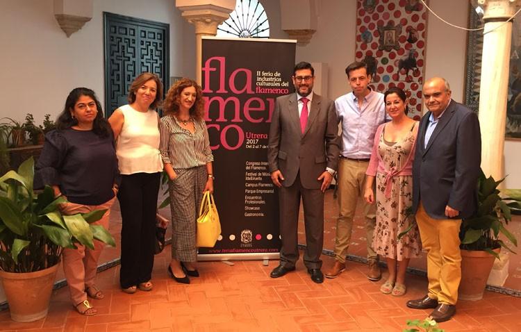 Conferencias y mesa redonda como preludio al comienzo oficial de la Feria de Industrias Culturales del Flamenco