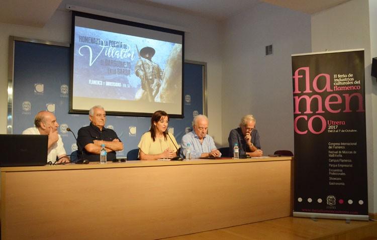 Un tributo sonoro al poeta Fernando Villalón, a beneficio de las Hermanas de la Cruz de Utrera