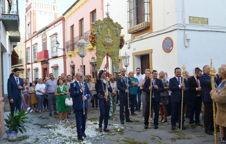 Sones rocieros en octubre con el encuentro comarcal celebrado en Utrera (GALERÍA)