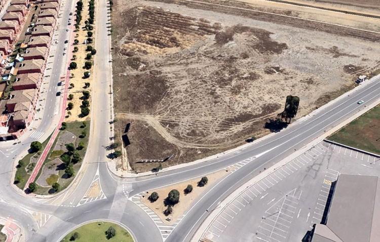 A concurso público la parcela de Vistalegre para construir el nuevo hotel en Utrera