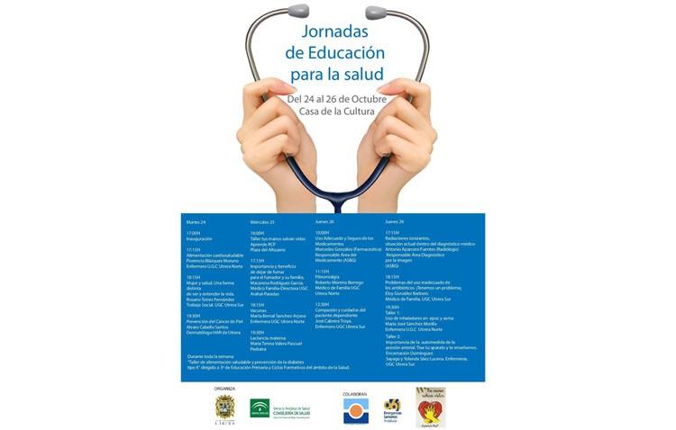 Utrera acogerá unas jornadas de educación para la salud