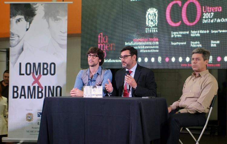 El patrocinio del nuevo disco de Manuel Lombo cuesta 15.000 euros a los utreranos