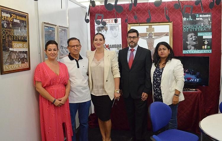 Marina Heredia ofrecerá este año el concierto navideño en el santuario de Consolación