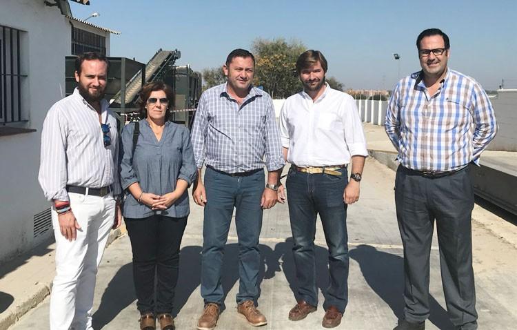 El PP pide al gobierno la convocatoria de la comisión local de agricultura para conocer los problemas en Utrera por la sequía