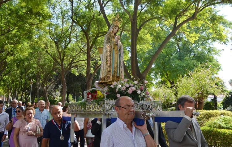 La Virgen de Fátima visitará la parroquia de San José con su tradicional rezo del rosario