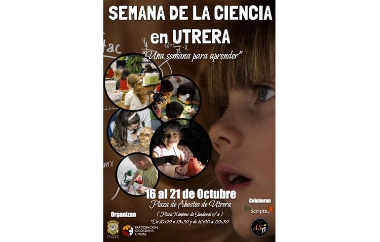 Una «Semana de la Ciencia» para escolares y el resto de ciudadanos en el mercado de abastos