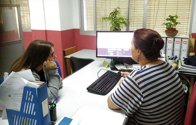 El programa regional «Andalucía Orienta» registra la inserción laboral de 159 utreranos en medio año
