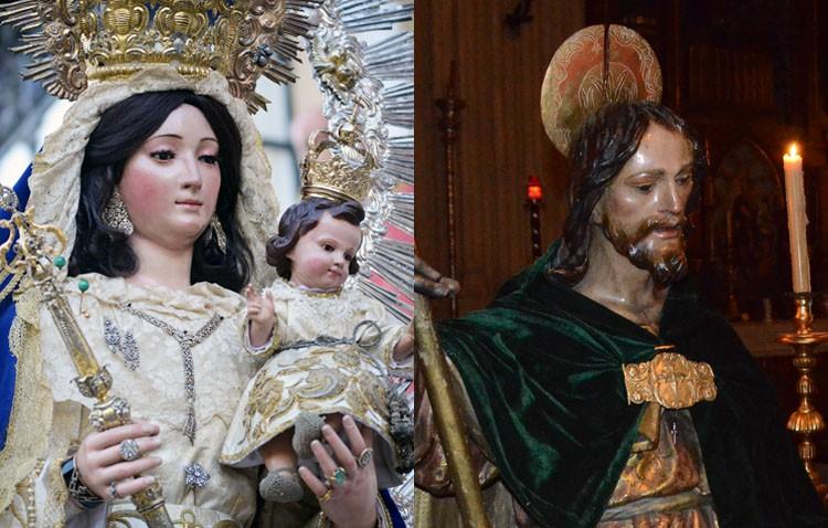 Nace una asociación de fieles para recuperar el culto a la Virgen del Socorro y a Santiago Apóstol