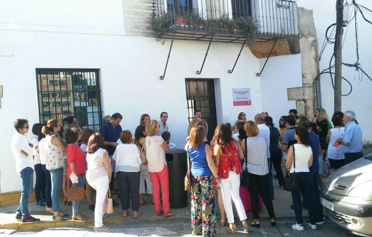 El Ayuntamiento asegura que «más de 1.500 turistas» han participado en las visitas guiadas por Utrera