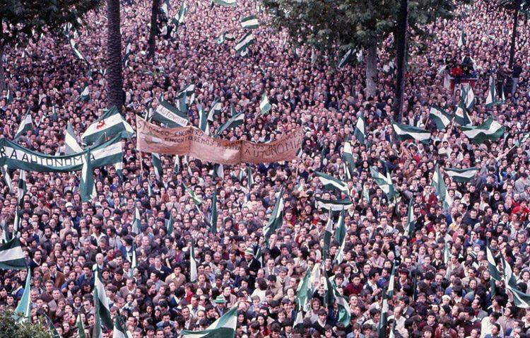 El PSOE conmemora con un acto el cuadragésimo aniversario del 4 de diciembre de 1977