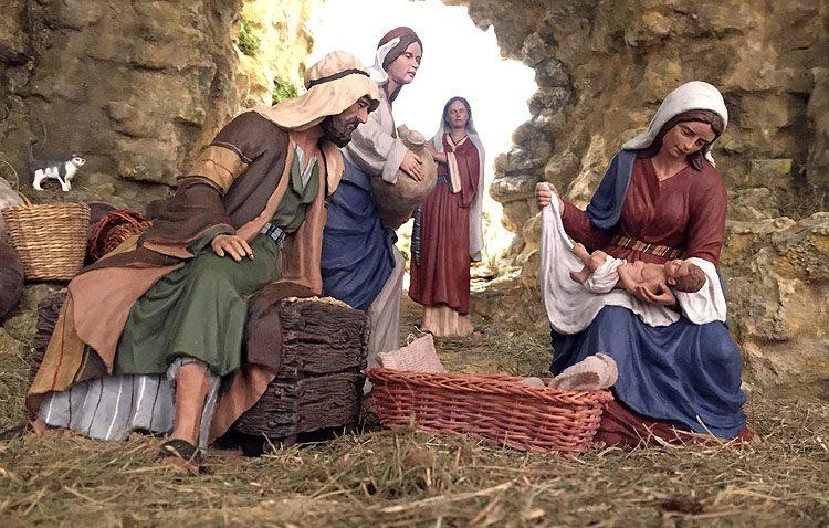 Vuelve el tradicional concurso de belenes tradicionales y escaparates navideños