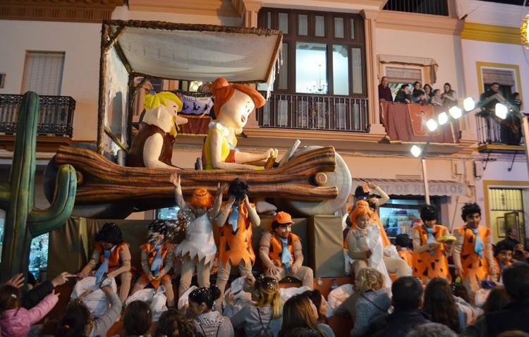 Últimas plazas disponibles para participar en las carrozas infantiles de la cabalgata de los Reyes Magos