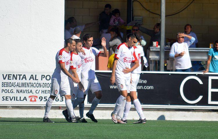 C.D. UTRERA 3 – 1 CASTILLEJA C.F.: Y llegó la victoria