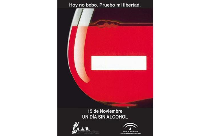 La asociación «Convivir» conmemora con varios actos el Día sin Alcohol