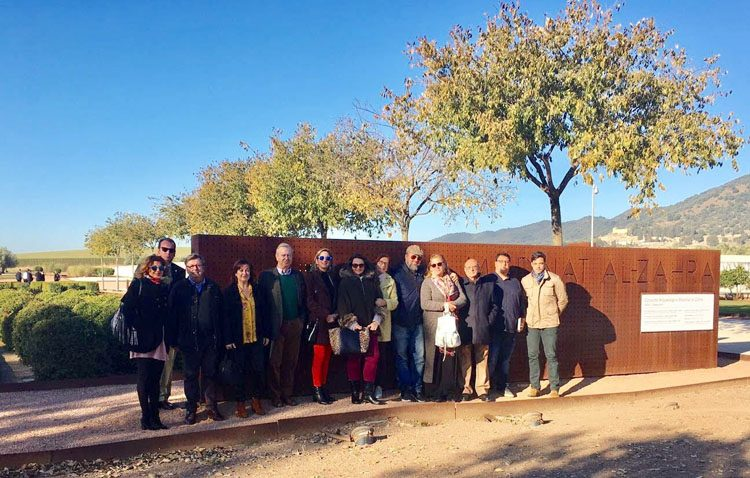 Presencia utrerana en un proyecto turístico andaluz de promoción de vínculos «de raíces» con otros mercados
