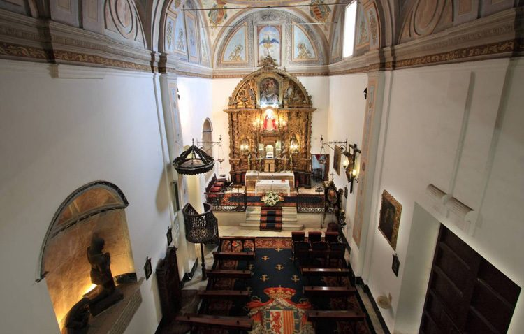 El «Hospitalito» abre de nuevo sus puertas a las visitas turísticas