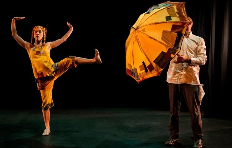 «Lluvia», una nueva propuesta familiar que llega al teatro de Utrera