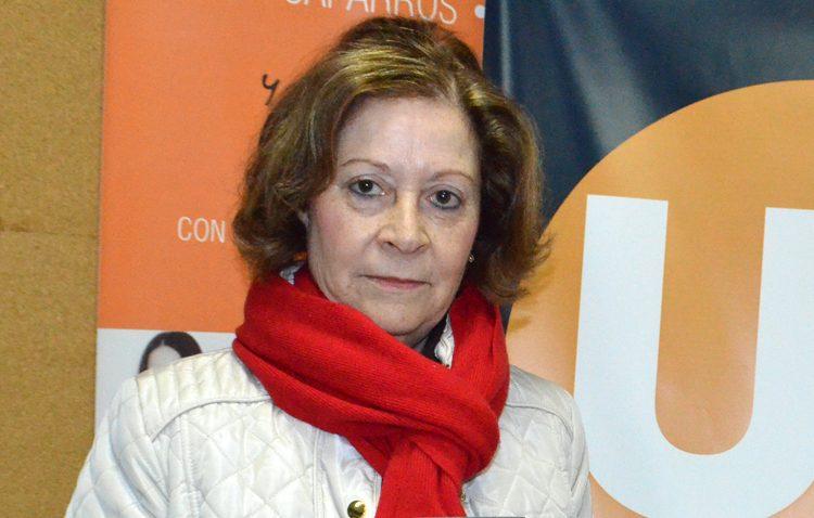 La utrerana María Luisa Dana presenta su nuevo libro