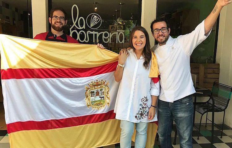 El restaurante del utrerano Jesús Escalera, premio al «mejor espacio dulce» de México