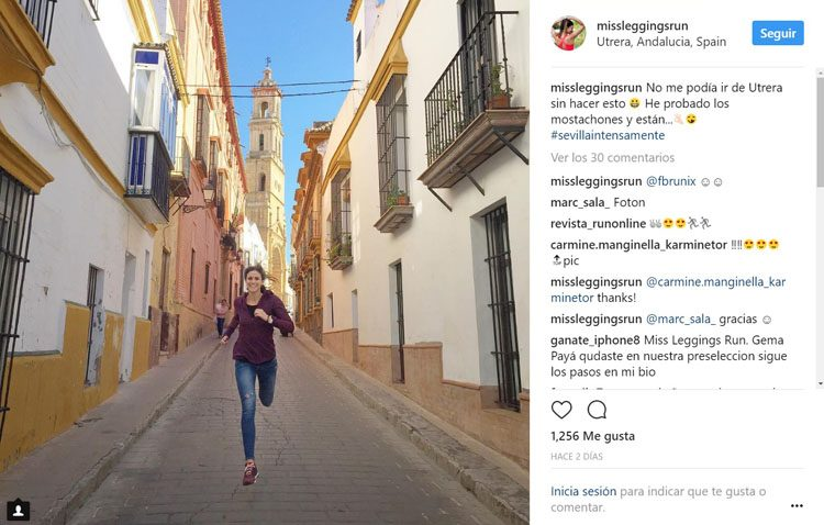 Blogueros e «instagramers» especializados en turismo visitan Utrera