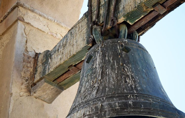 La asociación de campaneros de Utrera acomete el arreglo de la campana «Santo Cristo de Santiago»