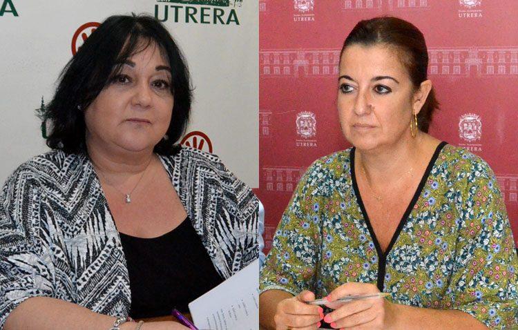 El comentario xenófobo de Carmen Cabra a la portavoz del PA: «no le gusta nada bueno para Utrera porque usted no es de Utrera» (AUDIO)