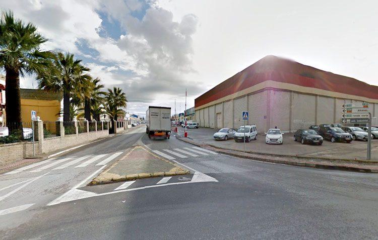 El Ayuntamiento de Utrera asumirá el mantenimiento de la Carretera Amarilla