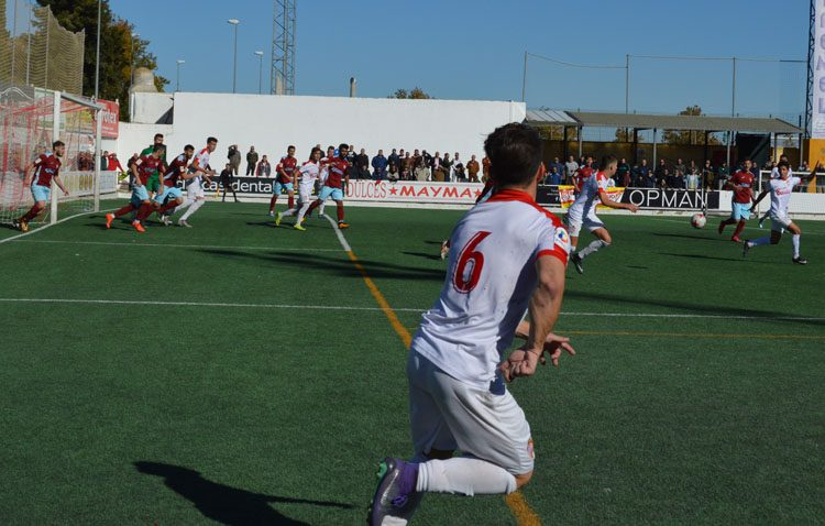 C.D. UTRERA – ARCOS C.F.: Un empate para sobrevivir